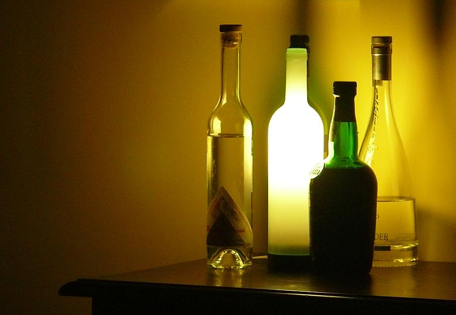 Flaschensammlung
