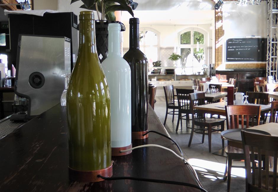 illustris Flaschenleuchten Variationen